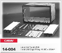 Шахта под магнитолу Carav 14-004 (180x113mm)
