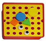 Мозаика для самых маленьких (12 картинок, 22 вкладыша) (3466), фото 2