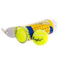 Мяч для большого тенниса TELOON (3шт) T803P3, фото 1