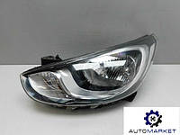 Фара левая / правая Hyundai Accent / Hyundai Solaris 2011-