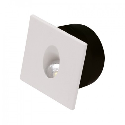 """Світильник сходовий LED """"ZUMRUT"""" Білий"""