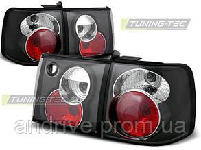 Задние фонари для Volkswagen Passat B4 (1993-1997) тёмные тюнингованные ЦЕНА ЗА ПАРУ