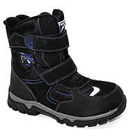 Зимові підліткові черевики на хутрі, фото 1
