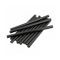 Комплект черных клеевых стержней 11,2х200мм, упаковка 1кг 73-106