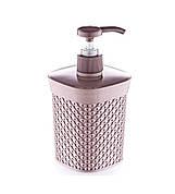 Дозатор для жидкого мыла DIAMOND