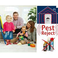 Пест Риджект - устройство для отпугивания тараканов, жуков, мышей, крыс
