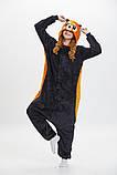 Кигуруми пижама Енот, кигуруми Енот для взрослых / Kig - 0026, фото 3