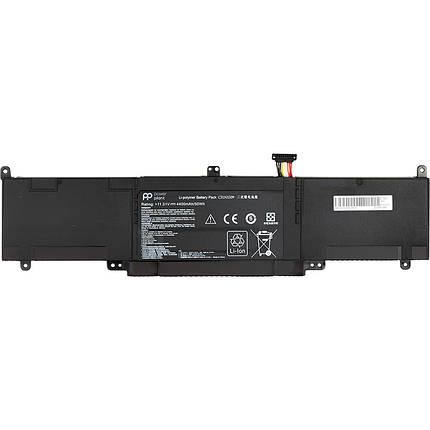 Аккумулятор PowerPlant для ноутбуков ASUS ZenBook UX303L (C31N1339) 11.31V 4400mAh, фото 2