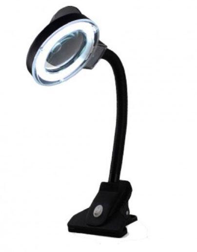 YIHUA-239L лампа-лупа с LED-подсветкой