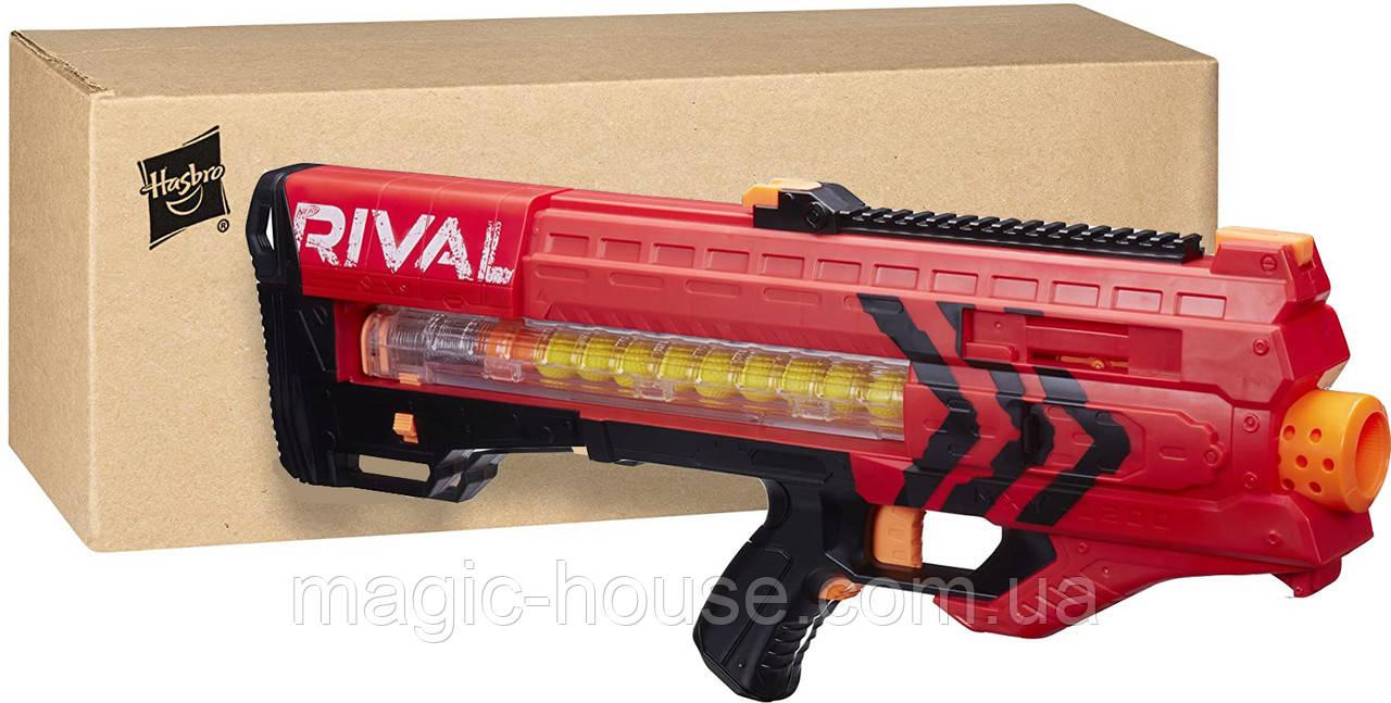Бластер Нерф Райвал Зевс Nerf Rival Zeus MXV-1200 Blaster (Red)(Еко Упаковка)