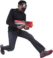 Бластер Нерф Райвал Зевс Nerf Rival Zeus MXV-1200 Blaster (Red)(Еко Упаковка), фото 5