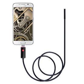 USB ендоскоп для смартфона і ноутбука HD 480P Kerui 660H 10 м 5.5 мм (100403)