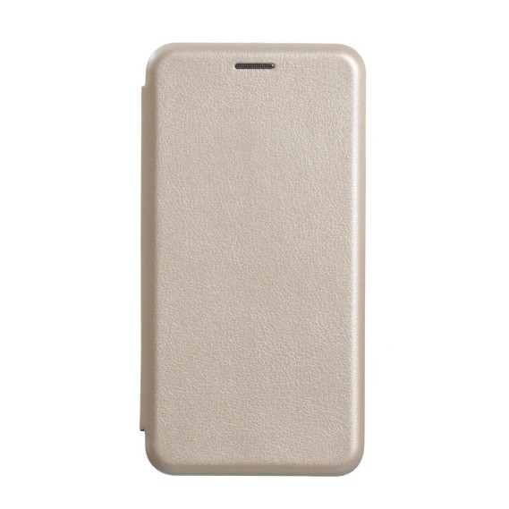 Кожаный чехол-книжка для Samsung Galaxy A6 Plus 2018