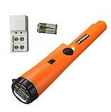 Металлоискатель, пинтоинтер-целеуказатель GP Pointer с аккумулятором и зарядным устройством (HJFDKFD8F), фото 2