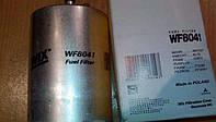 Фильтр топливный WIX WF8041 AUDI Ауди Volkswagen Фольцваген SKODA Шкода SEAT Сиат WIX