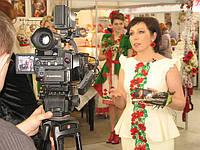 """""""Lviv wedding show 2013"""". Інтервью для """"5 каналу"""""""