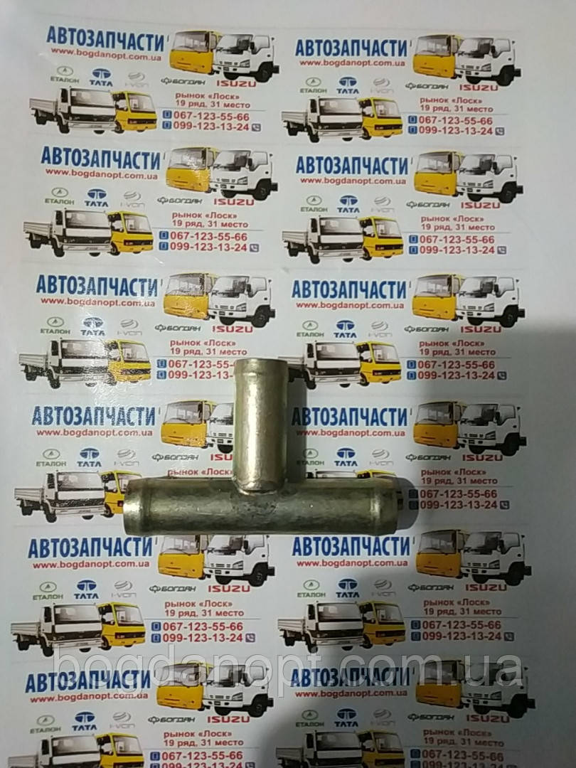 Тройник отопителя металл 16*16*16мм.