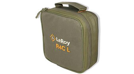 Сумка для 4 катушек LeRoy Reel 4 Case L, фото 2