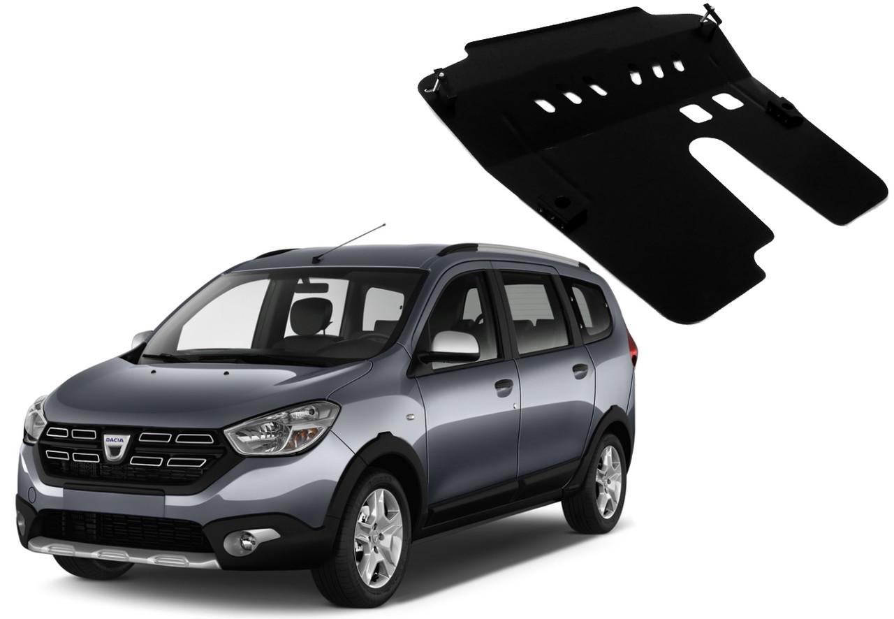 Защита двигателя Dacia Lodgy 2012-2020