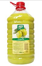 Крем мыло антибактериальное Оливка 5 л Пуся