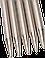 Носочные спицы ChiaoGoo 20 см, 4,5 мм, фото 2