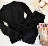 Пижама женская брючная велюровая 42-44,44-46, фото 4