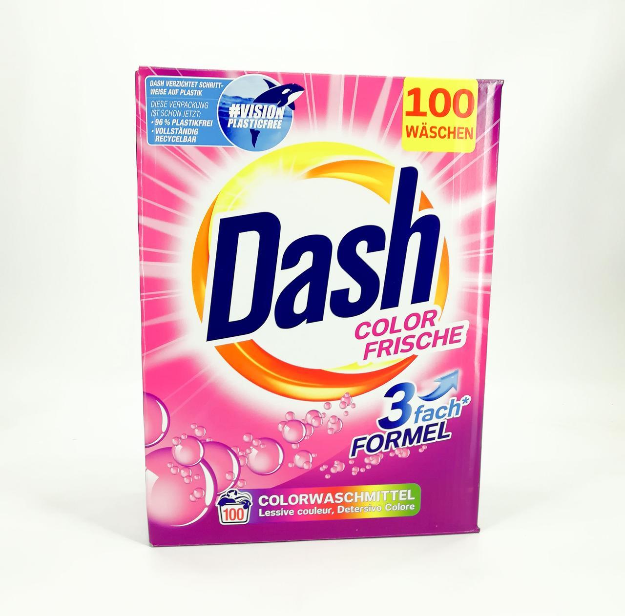 Dash Color Frische стиральный порошок 6,5