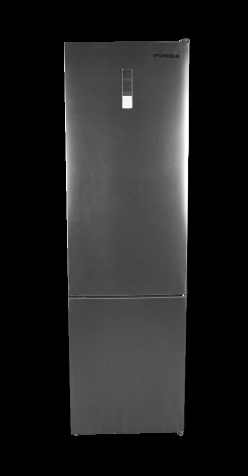 Grunhelm GNC-200MLX Холодильник двокамерний