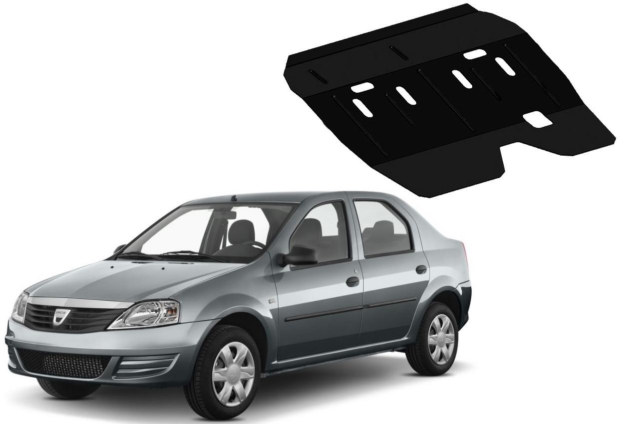 Защита двигателя Dacia Logan I 2004-2012
