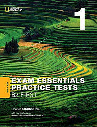 Exam Essentials: Cambridge B2 First Practice Tests 1 with key (2020)