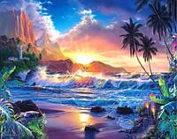 Картина по номерам 40х50 см DIY Фантастический пейзаж (NX 9293)
