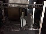 Сушка стеллаж 4  ур. (1 чашка+3 тарелки + 1 поддон)1300х320х1700, фото 2