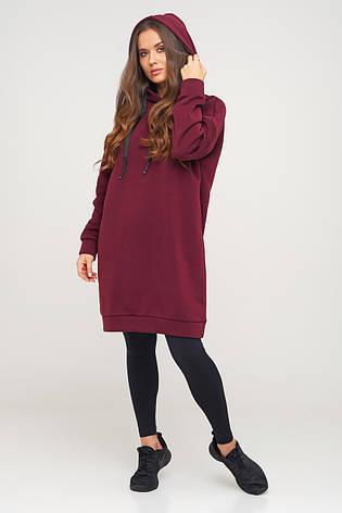 Женское платье-худи, женская одежда, фото 2