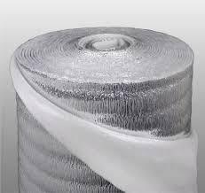 Теплоізол Полотно металізоване 8 мм (1м*50м)