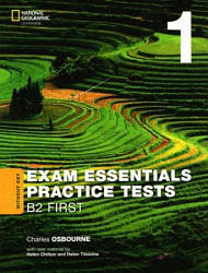 Exam Essentials: Cambridge B2 First Practice Tests 1 without key (2020)