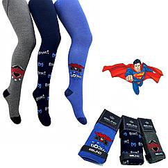 Колготки хлопковые для мальчиков р 1-2 года  Belino 5489615730006 супермен