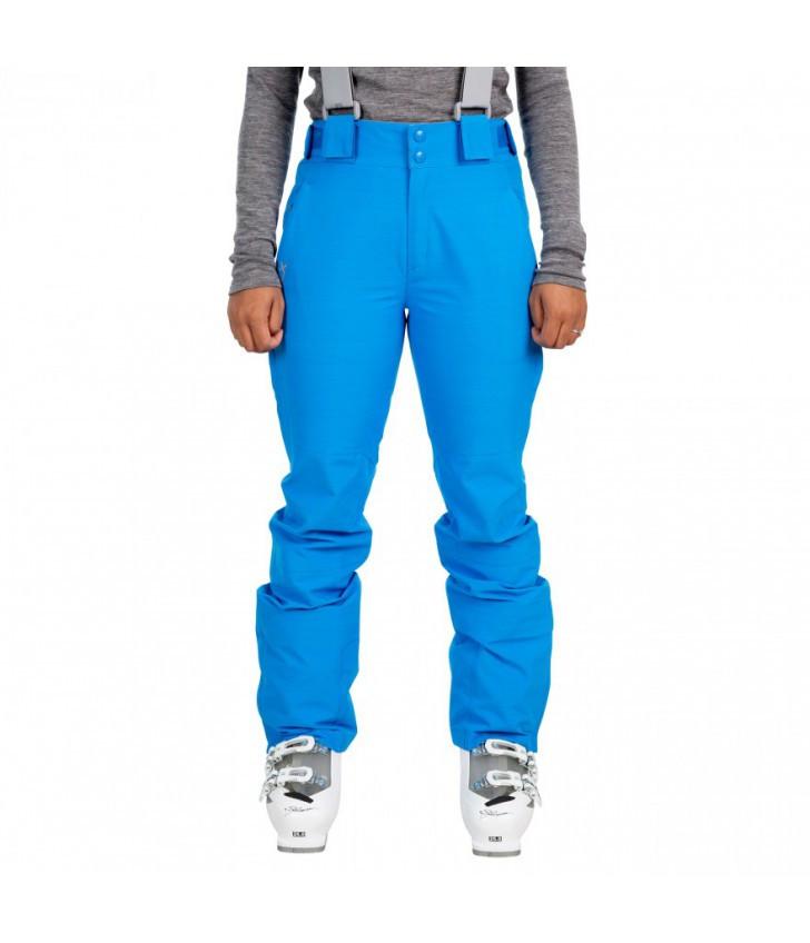 Женские горнолыжные штаны Trespass FABTSKTR0002 Vibrand Blue