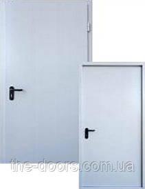 Входная дверьФорт техническая Е1 60