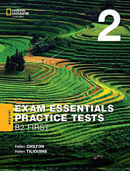 Exam Essentials: Cambridge B2 First Practice Tests 2 with key (2020)