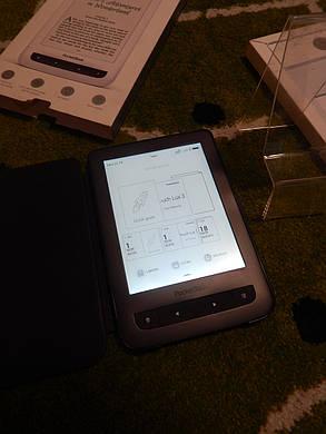 Электронная книга Pocketbook Touch Lux 3 + чехол, фото 2