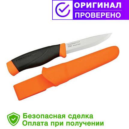 Нож Morakniv Companion F 11824 Stainless, фото 2