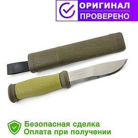 Туристический Нож Morakniv из нержавеющей стали Мора Outdoor Stainless 2000 (mora 10629)