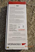 Набор MORA (топор - Outdoor Axe Camp 1991 и нож MORA Outdoor 2000) Morakniv, фото 3