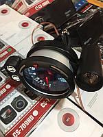 Тахометрт стрелочный Dеfi 7518 WH с отсечкой и сигнальной лампой, фото 2