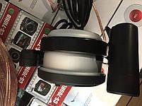 Тахометрт стрелочный Dеfi 7518 WH с отсечкой и сигнальной лампой, фото 4