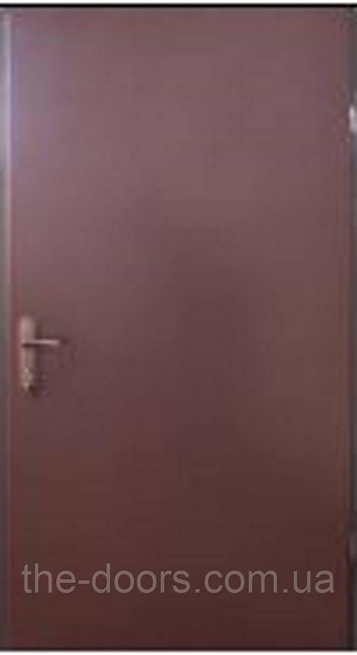 Двері вхідні Форт технічні