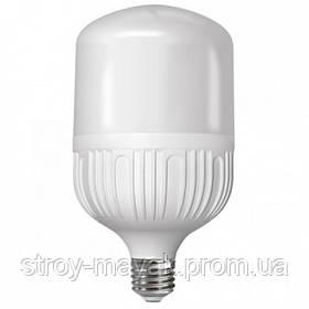 Светодиодная LED лампа LEBRON L-А118, 40W, Е27-Е40 (переходник в комплекте), 6500K дневной свет