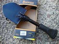 Лопата Gerber GORGE USA + чехол заводской (22-41578) в коробке, фото 2