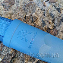 Нож morakniv (мора) Eldris Colour Mix 1.0 Blue (12649), фото 3