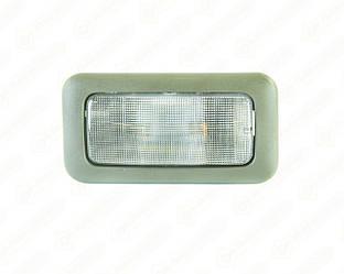 Лампа освещения салона (серый, пластик) на Renault Trafic II 2001->2014 - Nissan (Оригинал) - 26410-00QAN